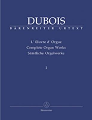 Sämtliche Orgelwerke, Band I