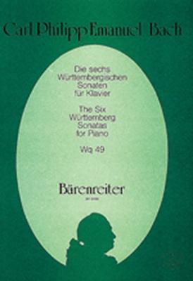 Die Sechs Württembergischen Sonaten