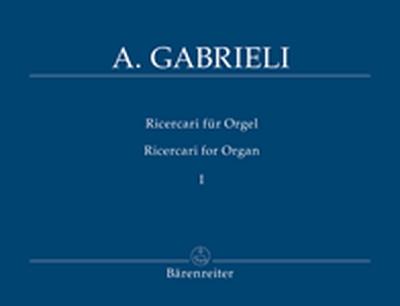 Ricercari Für Orgel I