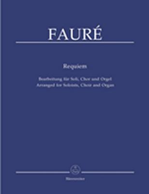 Fauré Gabriel : Requiem