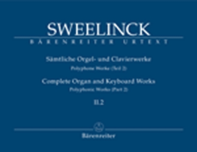 Band II.2: Polyphone Werke (Teil 2)