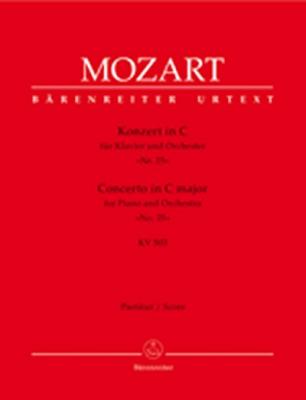 Mozart Wolfgang Amadeus : Klavierkonzert C-dur