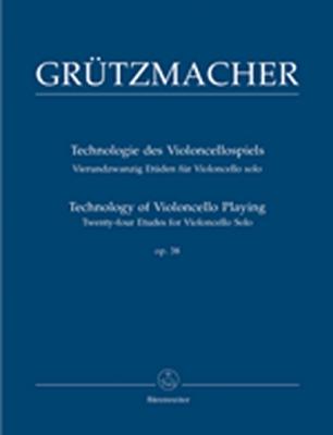 Technologie Des Violoncellospiels
