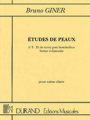 Etude De Peaux No1 In Terra
