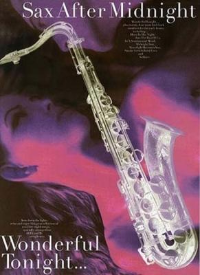 Sax After Midnight Wonderful Tonight