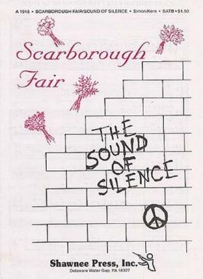 Simon Paul : Scarborough Fair / Sound Of Silence Satb