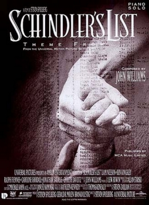Schindler'S List Theme Piano Solo