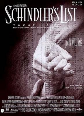 Schindler's List Theme Piano Solo (La liste de Schindler)