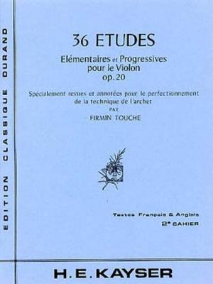 36 Etudes Vol.2