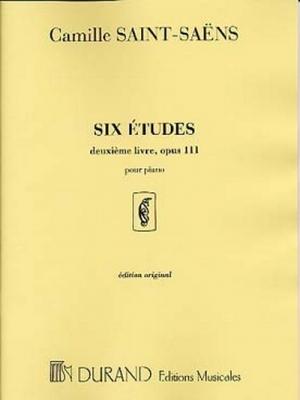 6 Etudes Op. 111 - Pour Piano