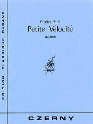 Petite Velocite Op. 636