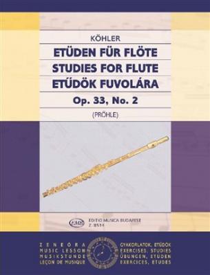 Studies V 2 Op. 33 No2