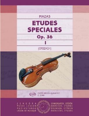 Etudes Speciales Vol.1 Op. 36