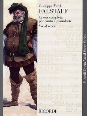 Verdi Giuseppe : FALSTAFF