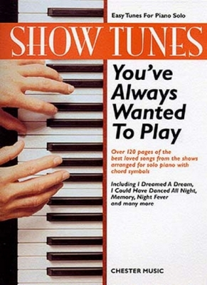 Show Tunes You'Ve Always Wanted To Play Piano