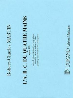 L'A.B.C. Du 4 Mains Op. 123