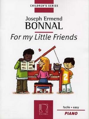 For My Little Friends Pour Piano Facile