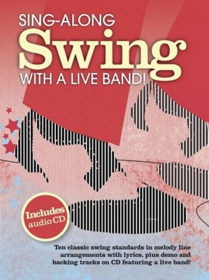 Sing Along Swing With A Live Band