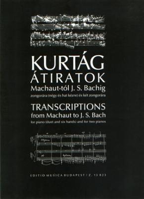 Trascrizioni Da Machaut To Bach