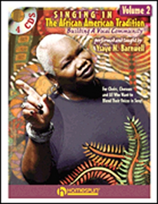 Singing In The African American Tradition Vol.2 4 Cd's
