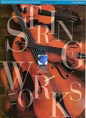 Stringset Works Film Themes String Quartet