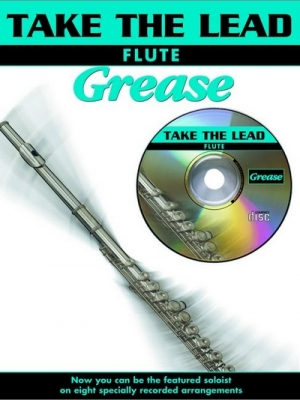 Take the Lead. Grease (flute/CD)