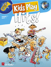 Kids Play Hits / Pour Euphonium En Clé De Fa Ou Sol