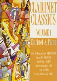 Clarinet Classics Vol.1 / Divers - Clarinette Et Piano