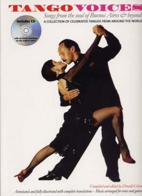 Tango Voices 26 Classics With Original Recordings Vg