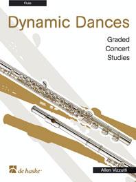 Dynamic Dances / Allen Vizzutti - Pour Flûte Traversière