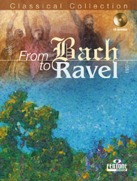 From Bach To Ravel / Clarinette