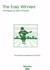 The Easy Winners / Criswick Ed - Guitare Solo