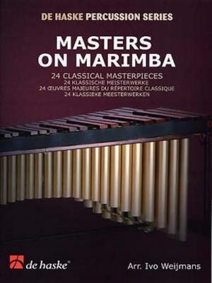 Masters On Marimba / IVo Weijmans