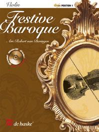 Festive Baroque / Arr. Robert Van Beringen - Violon