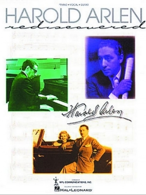 Arlen Harold : Harold Arlen Rediscovered (piano/vocal)