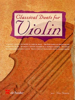 CLASSICAL DUETS FOR VIOLIN / Nico Dezaire - Duos de Violons