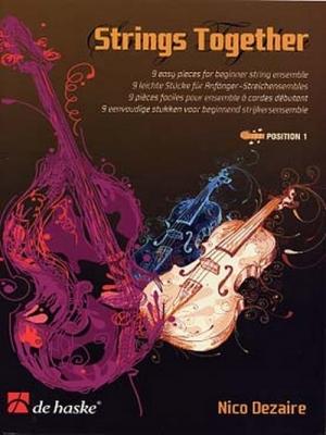 STRINGS TOGETHER/ Nico Dezaire - Ensemble à Cordes
