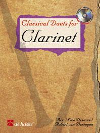 CLASSICAL DUETS FOR CLARINET / N. Dezaire - R. Van Beringen - Clarinette