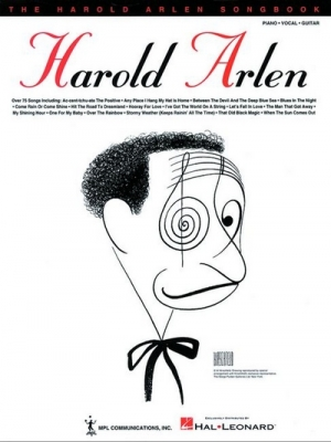 Arlen Harold : Harold Arlen Songbook (piano/vocal)