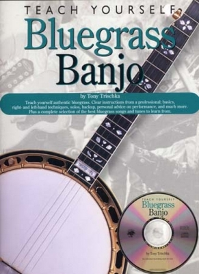 Teach Yourself Bluegrass Banjo Tab Cd