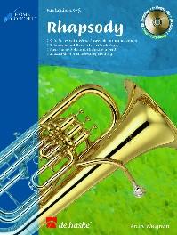 Rhapsody / André Waignein - Euphonium Clé De Fa And Clé De Sol