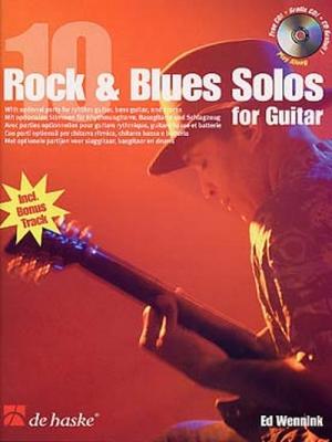 10 Solos De Rock And Blues