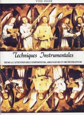Techniques Instrumentales Feger