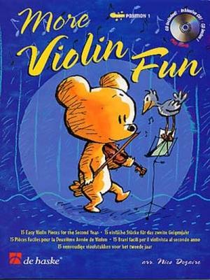 More Violin Fun / Nico Dezaire - Violon