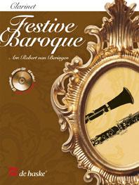 Festive Baroque / Arr. R. Van Beringen - Clarinette