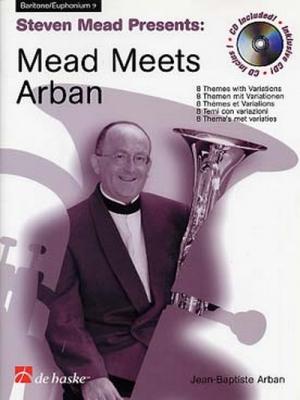 Mead Joue Arban / J.B. Arban Arr. A. Watkin - Bary/Euph Clé De Fa
