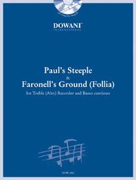 Paul's Steeple / Trad. And Faronell's Ground / Follia - Arec/Bc