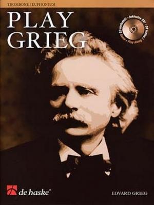 Play Grieg / Edward Grieg - Trombone Tc Et Bc