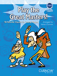 Play The Great Masters / Accompagnements Piano