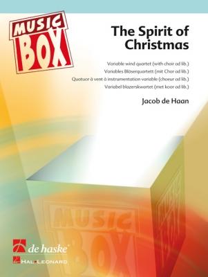 The Spirit Of Christmas / Jacob De Haan - Instrumentation Variable (5 Voix)